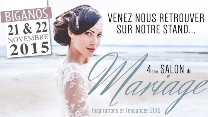 Salon du mariage de Biganos 2015